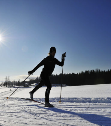 Skidhelg med Topphälsa+Spa (29-31 januari 2021