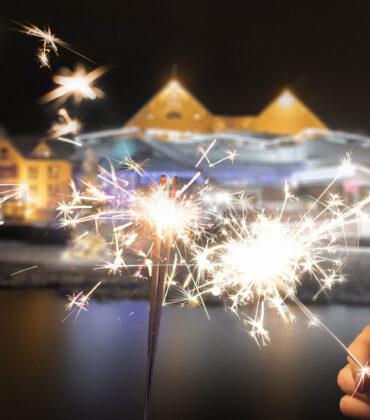 Fira Nyår på Selma spa