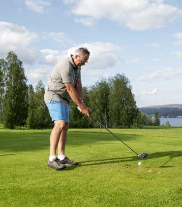Golfpaket & Spa