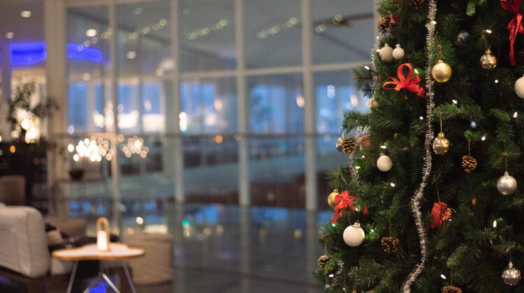 Fira julen på Selma Spa